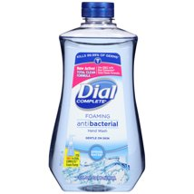 Hand Soap: Dial Complete Foaming Antibacterial