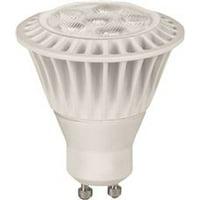 Tcp Elite 7 Watt Mr16 Led Lamp, 40 Degree Flood, Dimmable, Gu10 Base, 500 Lumens, 3000K