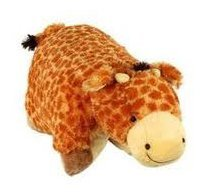 My Pillow Pets Giraffe - Small (Yellow And Tan)