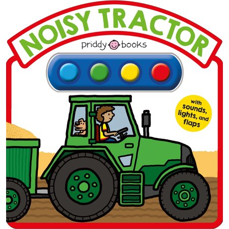 Noisy Tractor Sound Book (Board - Manual Book Tractor
