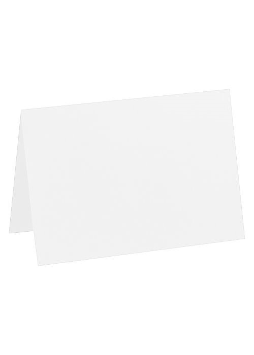 Pack of 50 5 1//8 x 7 A7 Folded Card