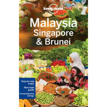 Lonely planet malaysia, singapore & brunei: a travel survival kit: lonely planet malaysia, singapore: 9781743210291 (Halloween Jobs Singapore)