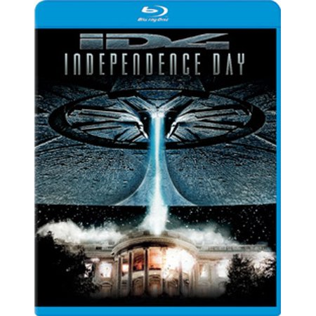- Independence Day (Blu-ray)