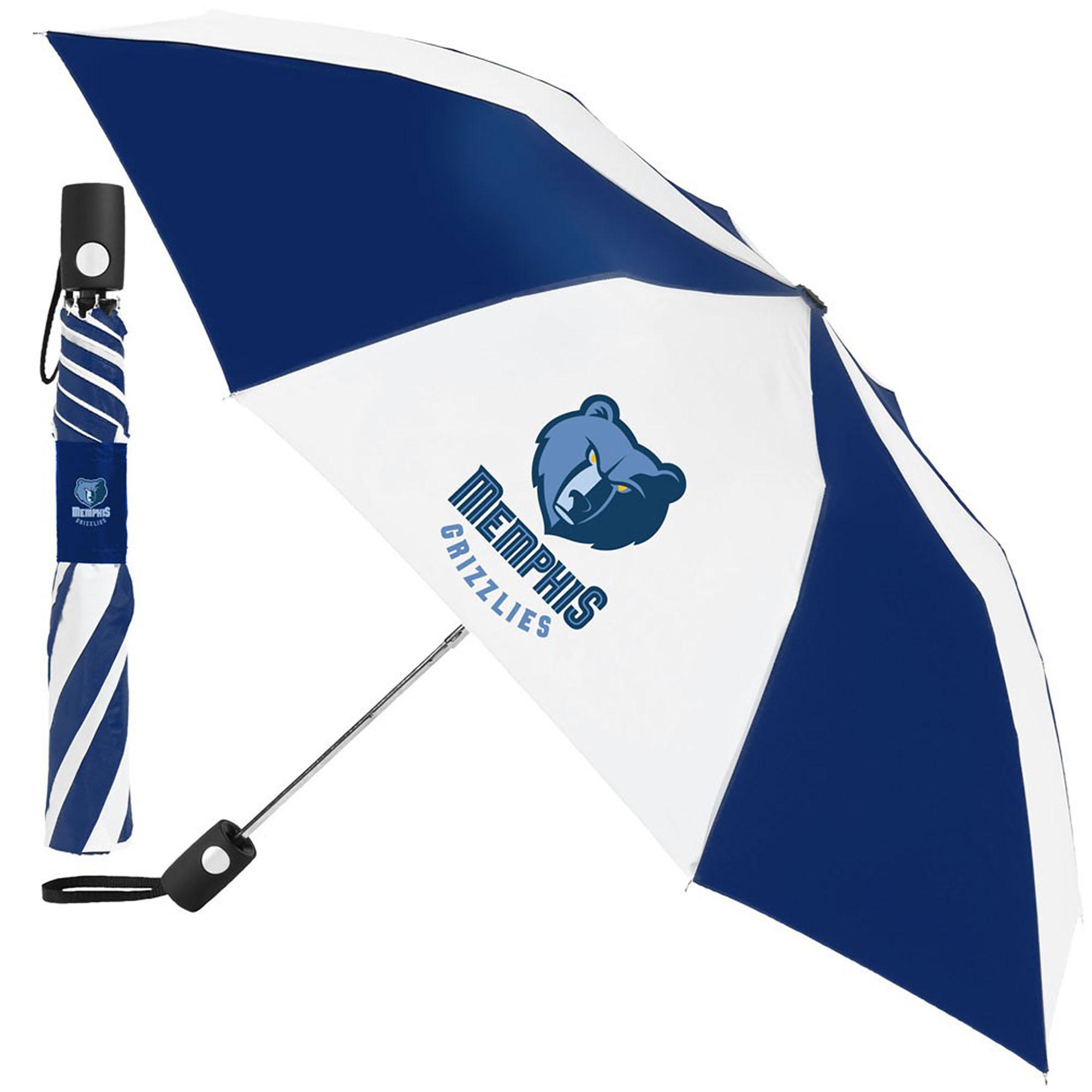 "Memphis Grizzlies WinCraft 42"" Folding Umbrella - No Size"