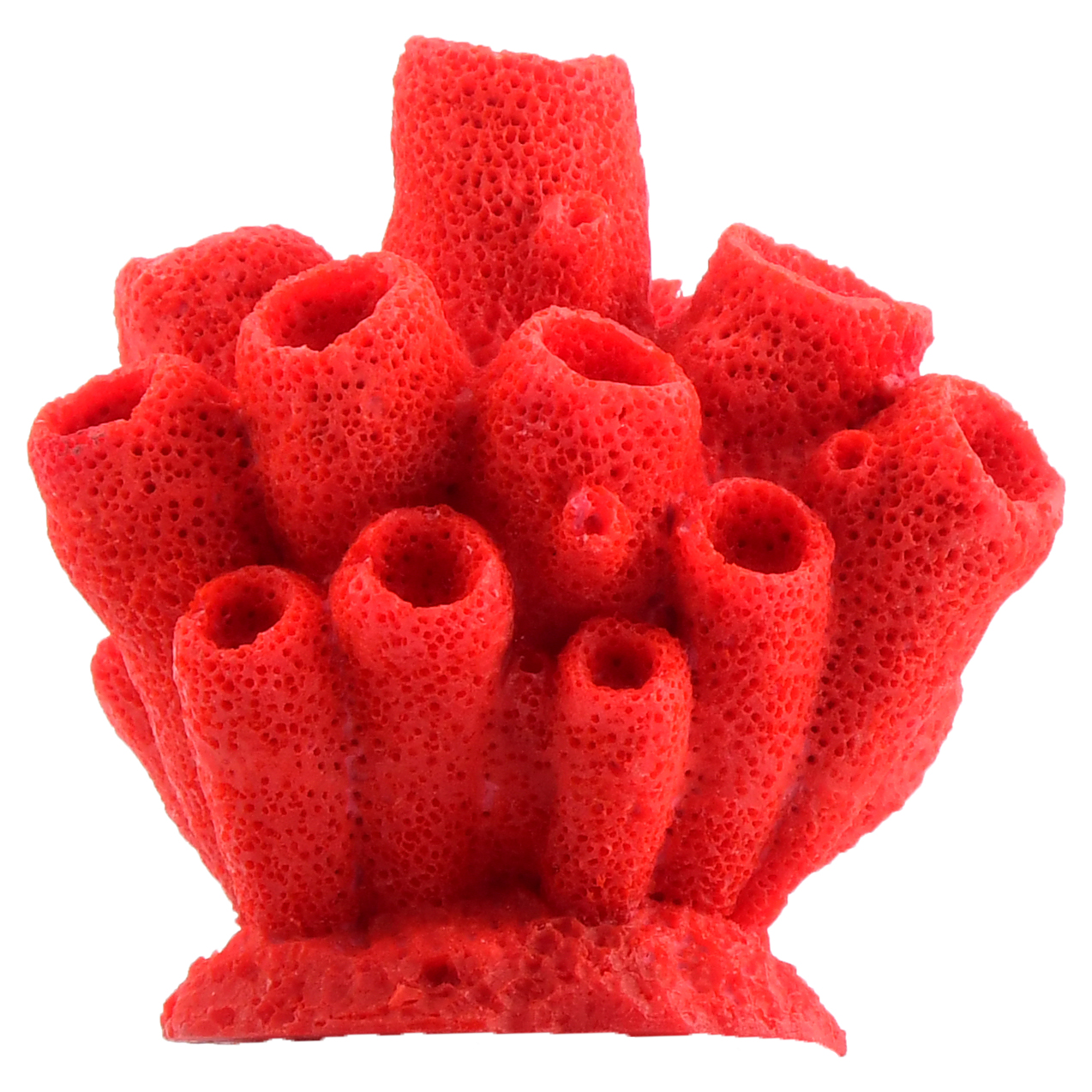 Aqua Culture Red Coral Aquarium Ornament