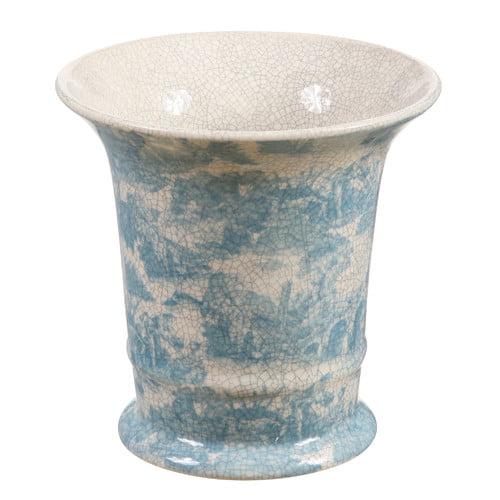 Winward Designs French Toile Round Pot Planter