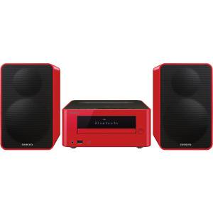 Image of CD HI-FI MINI SYST RED