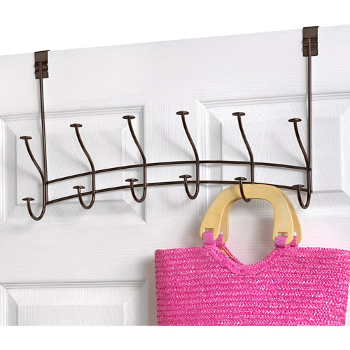 Spectrum Windsor 6-Hook Rack