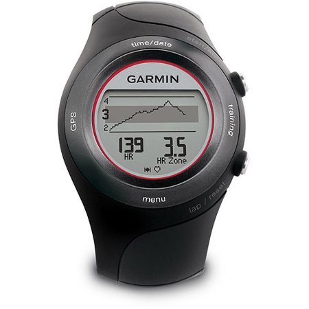 Garmin 410HRM Forerunner Black Heart Rate Monitor Sports GPS