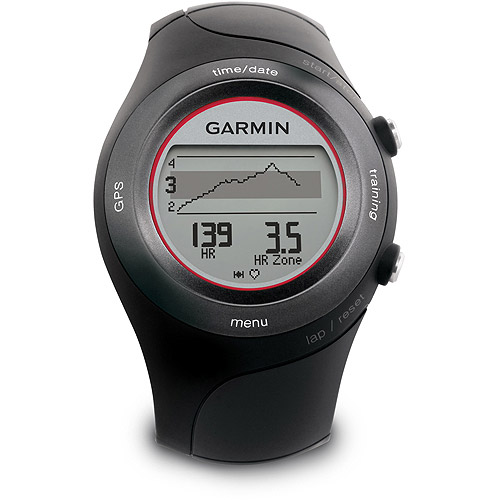Garmin  410HRM  Forerunner Black Heart Rate Monitor Sports GPS