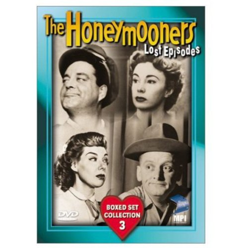 Honeymooners Lost Episodes: Boxed Set Collection 3, The