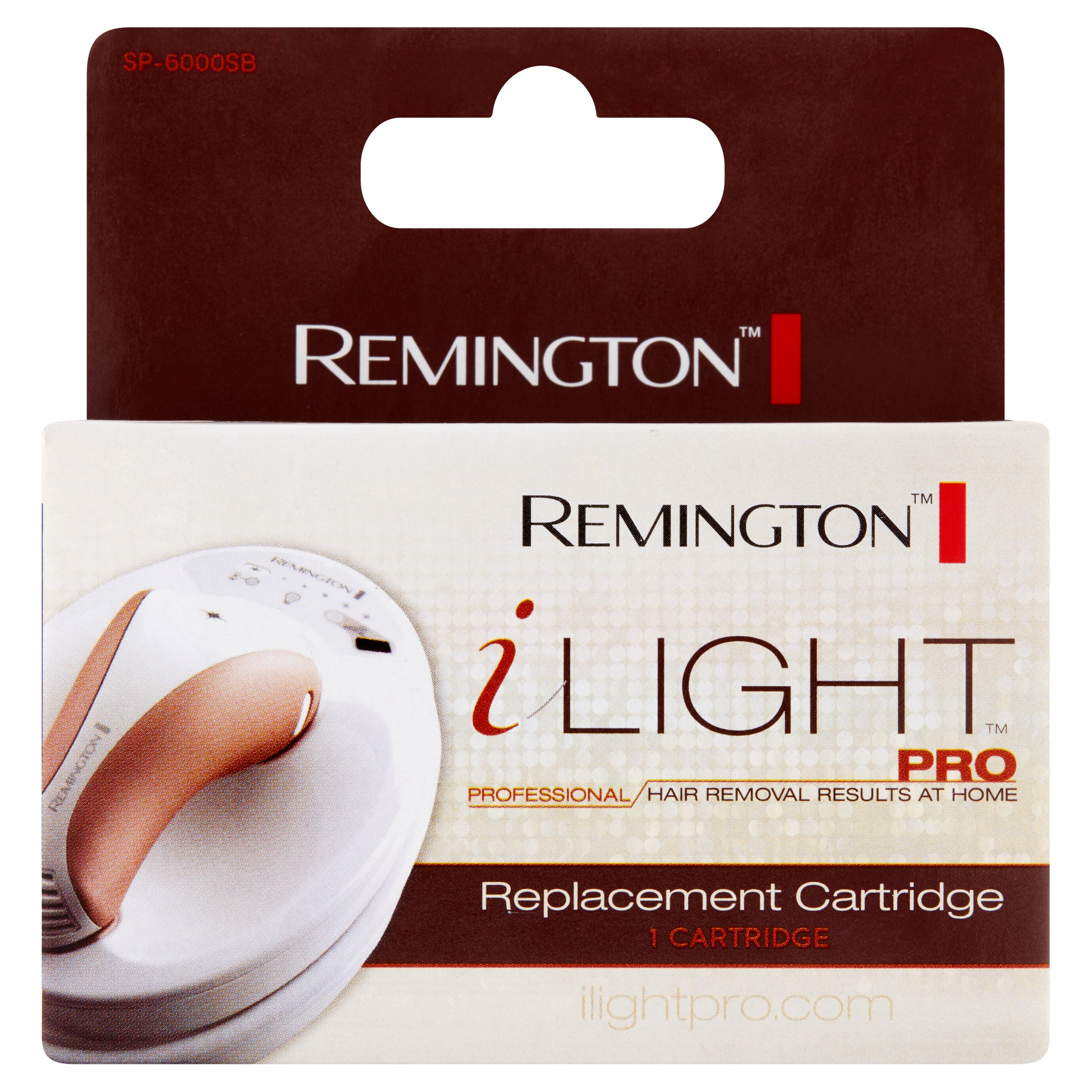 Remington SP6000SB Replacement Cartridge iLIGHT Pro Hair Removal System