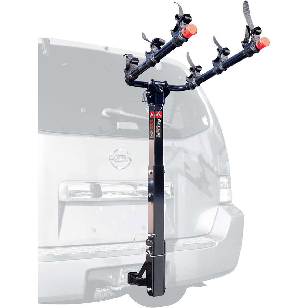 Allen Sports 532RR Deluxe 3-Bike Hitch Mounted Bike Rack