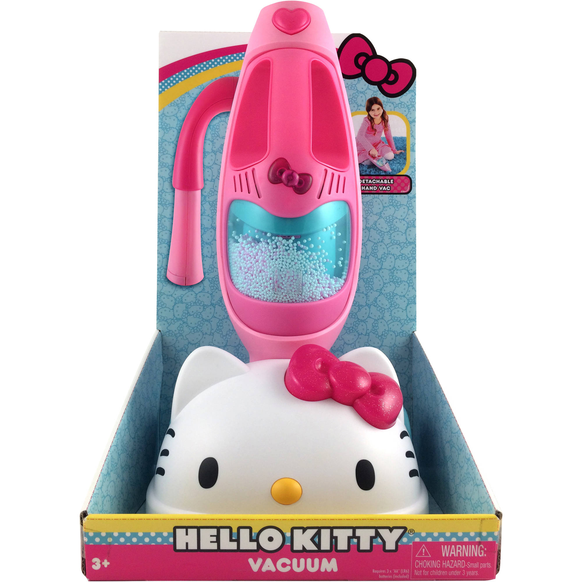 Hello Kitty Vacuum Cleaner by Generic