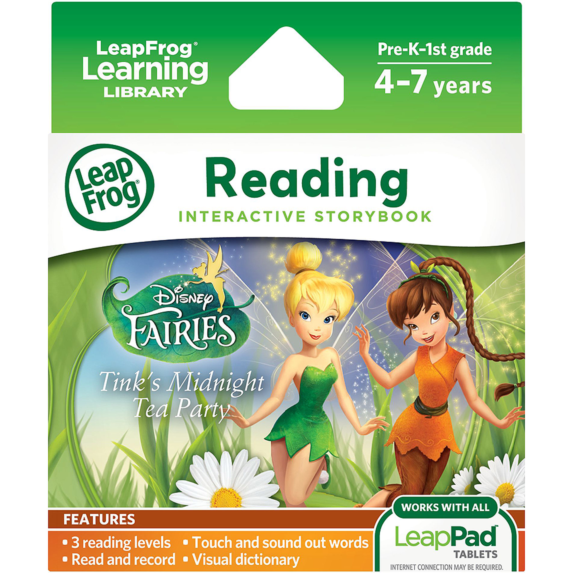 LeapFrog LeapPad Ultra eBook Adventure Builder, Disney Fairies: Tink's Midnight Adventure