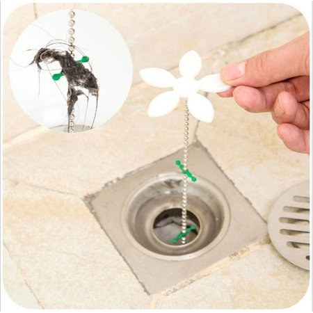 bathroom drain cleaner and cleaning tool estink drain clog hair remover for shower prevents. Black Bedroom Furniture Sets. Home Design Ideas