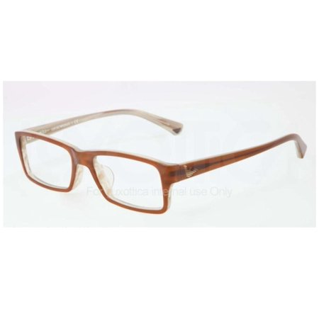 a56f9bd7f5fb Eyeglasses Emporio Armani EA 3003 F 5054 BROWN VARIEGATED CREAM ...