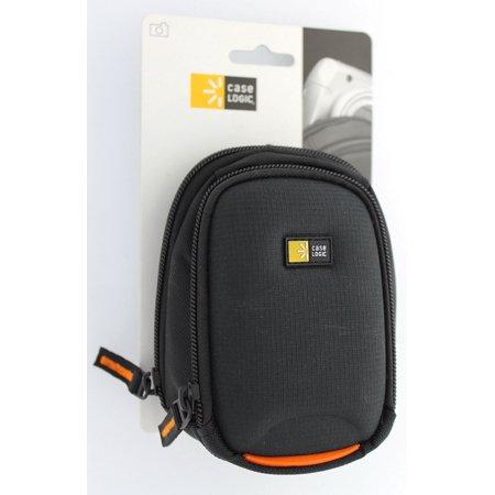 Case Logic SLDC-202 Compact Camera Case  - Black