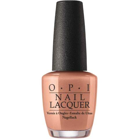 OPI Nail Lacquer Polish .5oz/15mL - D44 - Sweet Carmel Sunday
