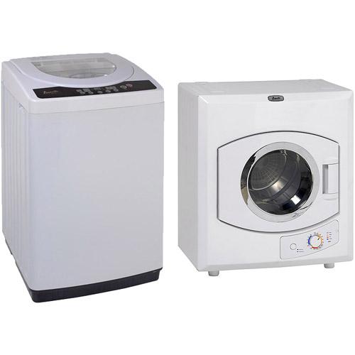 Avanti 1.7-cu ft Portable Washing Machine with 9-lb Automatic ...