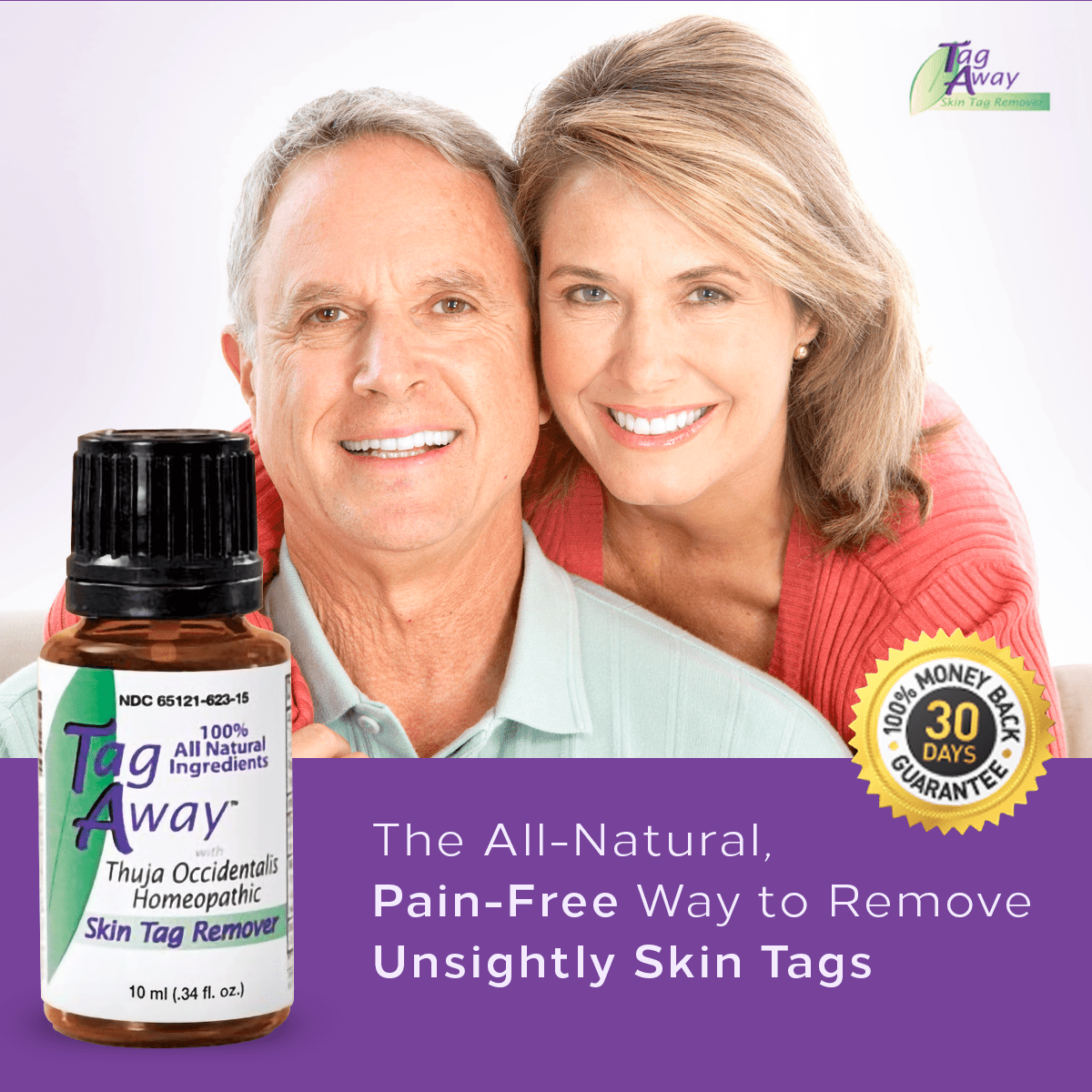 Tag Away Skin Tag Remover Fast Acting Natural Homeopath Topical Remedy For All Skin Types 34 Fl Oz Walmart Com Walmart Com