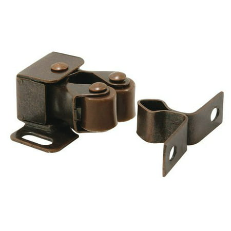 Slide-Co 223274 RV and Mobile Home Double Pole Roller Catch,(Pack of 2) (Mobile Roller)