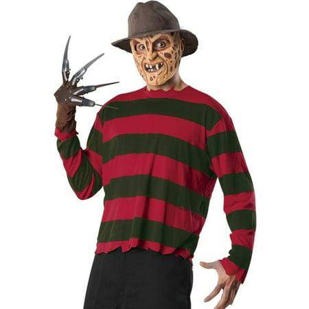 Morris Costumes Freddy Krueger Adult Std, Style , RU16587