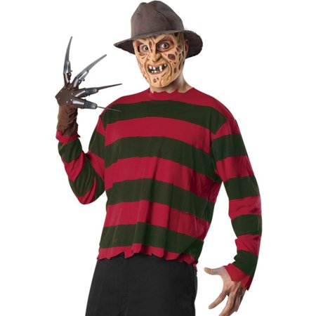 Morris Costumes Freddy Krueger Adult Std, Style , RU16587 (Freddy Krueger Fedora)