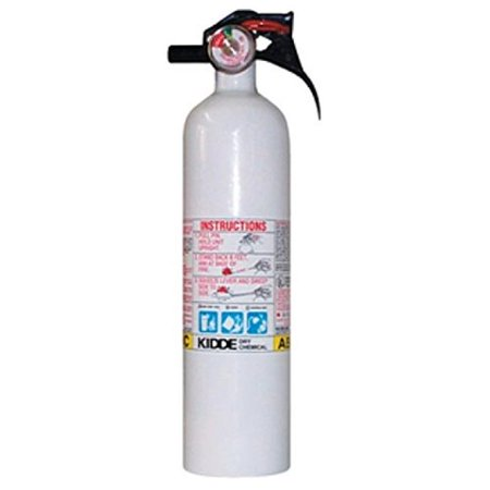 Kidde 466627N Mariner 110 Fire Extinguisher, Pack of 6 ...