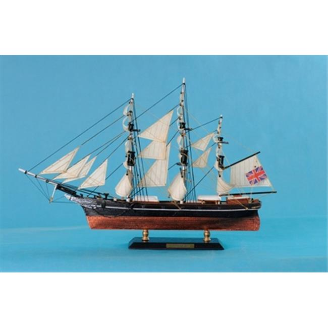 Handcrafted Model Ships India-LIM-15 Star of India Limited 15 inch Decorative Tall Model Ship by Handcrafted Model Ships