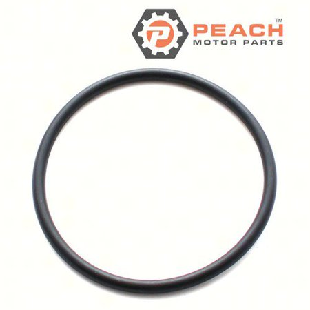 Peach Motor Parts PM-93210-86M39-00  PM-93210-86M39-00 O-Ring, Lower Unit Gearcase Bearing Carrier; Replaces Yamaha®: 93210-86M39-00, SEI®: (Pm Accufax Fax Document Carrier)