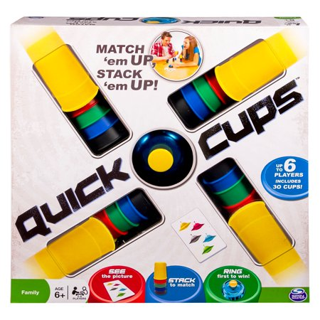 Spin Master Games, Quick Cups - Princess Peach Adult Games