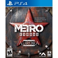 Metro Exodus - Aurora Limited Edition, Deep Silver, PlayStation 4, 816819014769