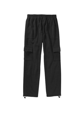 Climate Concepts Men's Cargo Pocket Fleece Sweatpant