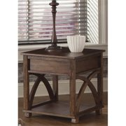 Liberty Furniture Chesapeake Bay End Table in Sunset