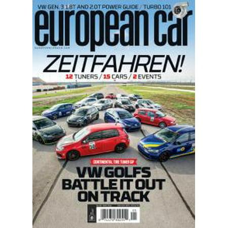 Curtis Circ Magazine European Car Magazine Walmart Com