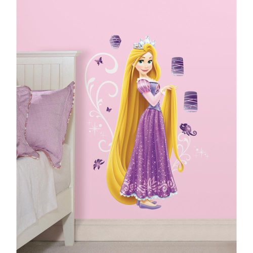Disney Princess Rapunzel Peel and Stick Giant Wall Decals