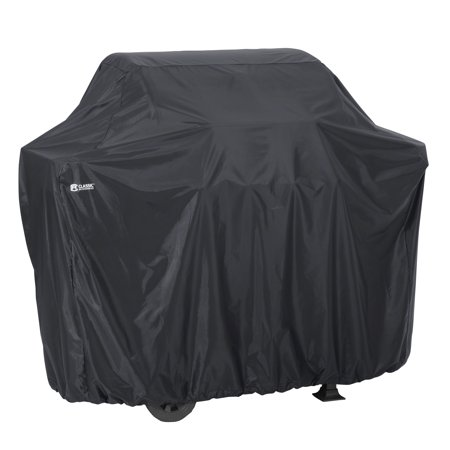Classic Accessories SODO™ Plus Black Grill Cover - Tough BBQ Cover with Weather Resistant Fabric, 38-Inch (55-938-360401-EC) ()