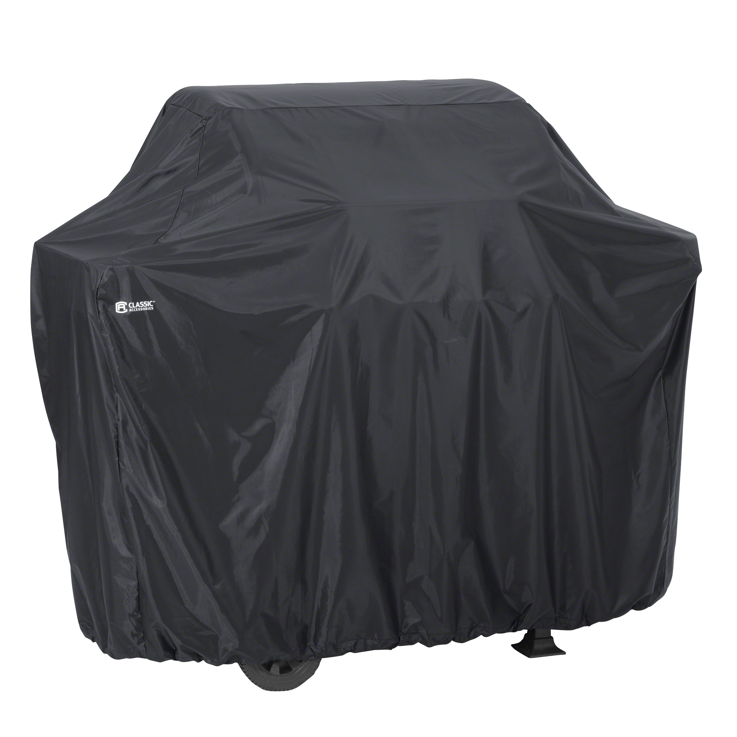 Classic Accessories SODO™ Plus Black Grill Cover - Tough BBQ Cover with Weather Resistant Fabric, 38-Inch (55-938-360401-EC)