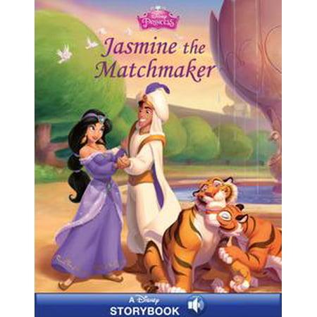 Disney Princess: Jasmine the Matchmaker - eBook for $<!---->