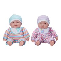 My Sweet Love Lots to Cuddle Babies Twin Doll Set