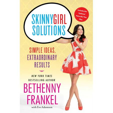 Skinnygirl Solutions : Simple Ideas, Extraordinary Results - Halloween Simple Idea