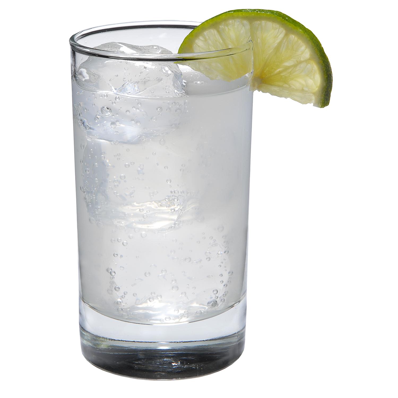 SET of 4-pc Luminarc EPURE 'Lexington' 9 Oz Crystal-Clear Juice Glasses