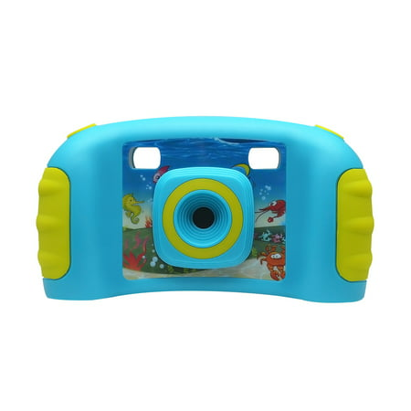 Kids Game Camera 5MP Digital Action Camera Video Photo Sport Camcorder DV with 1.8 Inch LCD Screen -