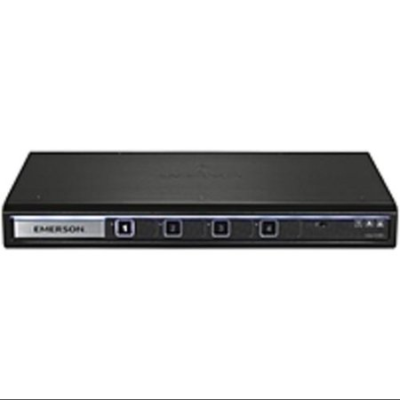 AVOCENT Cybex SC845 Secure KVM Switch 4 Computer(s) 1 Local (Refurbished) by