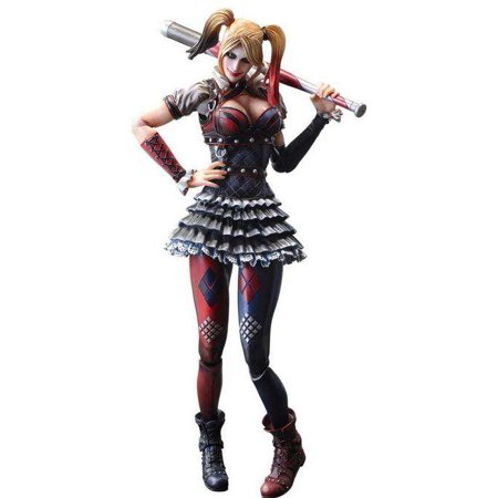 Harley Quinn Arkham Knight (Batman Play Arts Kai Harley Quinn Action Figure [Arkham)