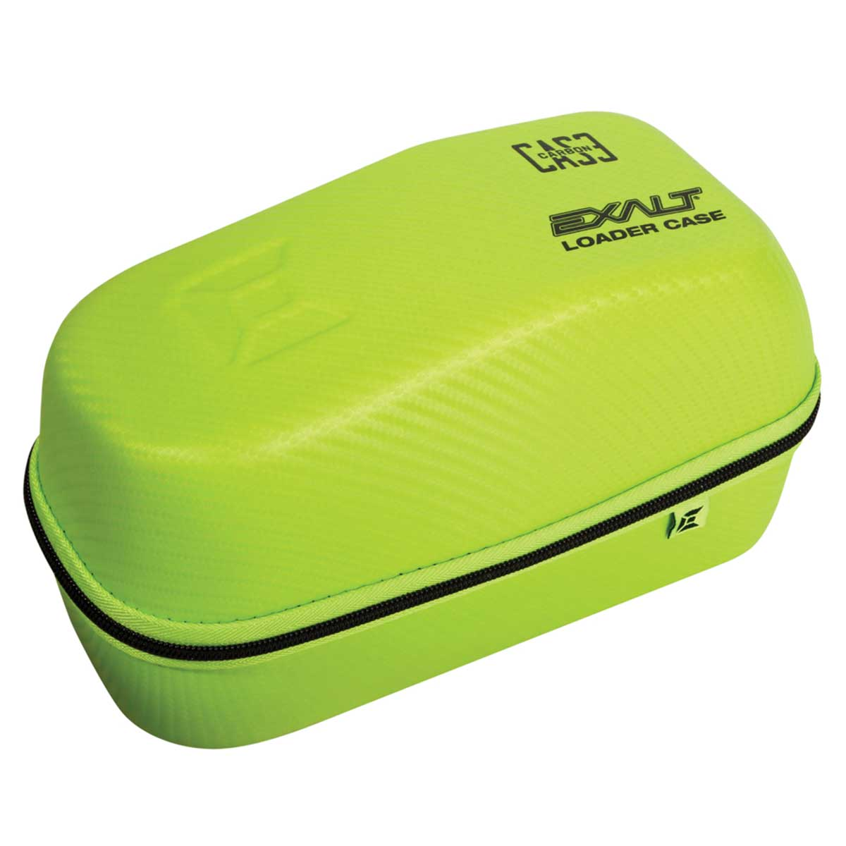 Exalt Paintball Carbon Series Loader Case - Lime