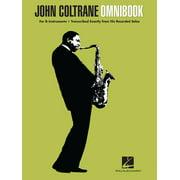 John Coltrane - Omnibook - B-Flat Instruments - eBook
