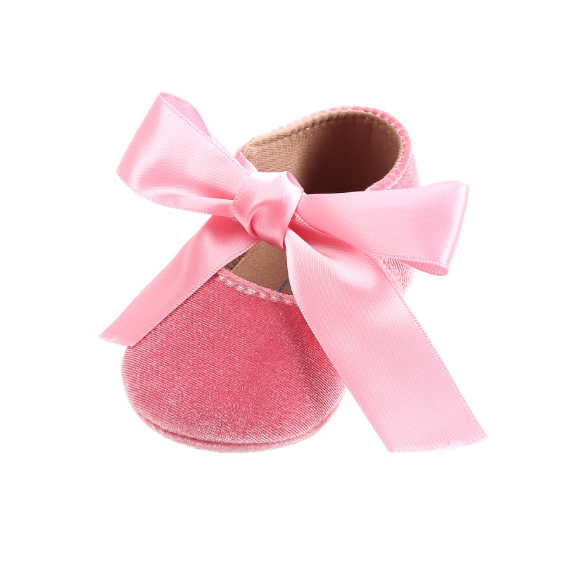 Girls Trumpette Too Brand Black or Silver Mary Janes Shoes Size 6-12 Months
