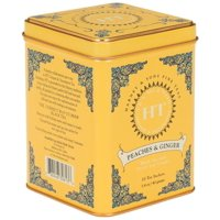 Harney & Sons, Peaches & Ginger, Black Tea with Peach and Ginger, 20 Ct